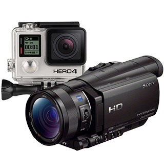 rent to own camcorders