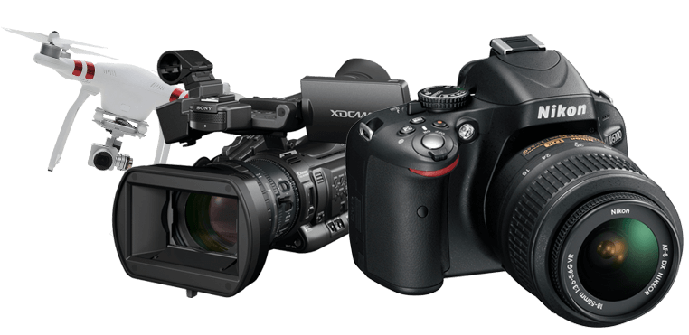 rent to own cameras and camcorders